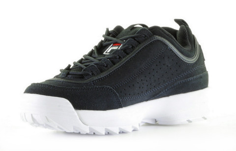 Sneakers - FILA - Disruptor S Low Donkerblauw Herensneakers