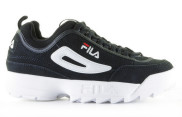 FILA - Disruptor S Low Blue Herensneakers - Heren - Blauw Wit
