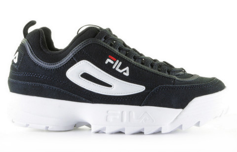 Sneakers - FILA - Disruptor S Low Blue Herensneakers