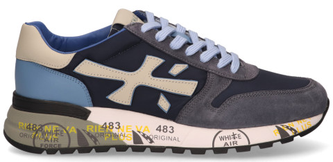 Sneakers - Premiata - Mick 1280 Blauw Herensneakers