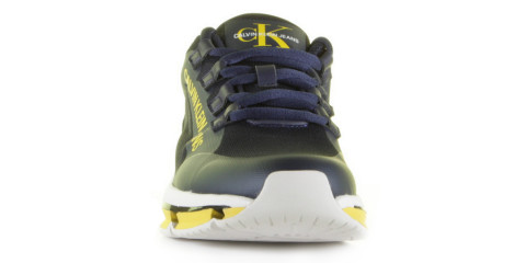 Sneakers - Calvin Klein Jeans - S0590 Navy Herensneakers