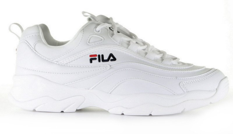FILA Ray Low White Herensneakers