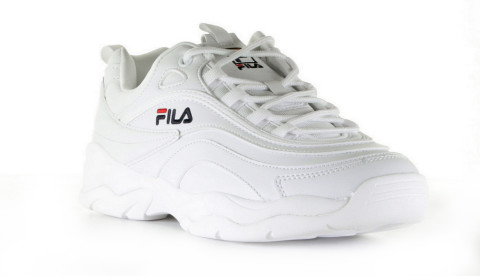 Sneakers - FILA - Ray Low White Herensneakers