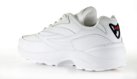 Sneakers - FILA - V94M Low 1010571 Wit Herensneakers