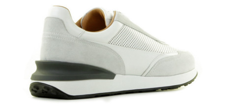 Sneakers - Magnanni - 22951 Wit Herensneakers