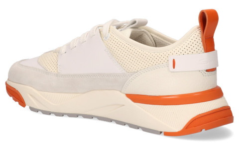 Sneakers - Santoni - 21274 Off-White Herensneakers