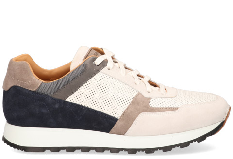 Sneakers - Magnanni - 22145 Wit Herensneakers