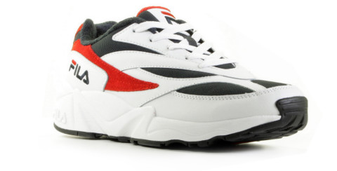 Sneakers - FILA - V94M Low White/Navy/Red Herensneakers