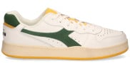 Diadora Sport - Mi Basket Low Icona C9126 - Heren - Wit Divers