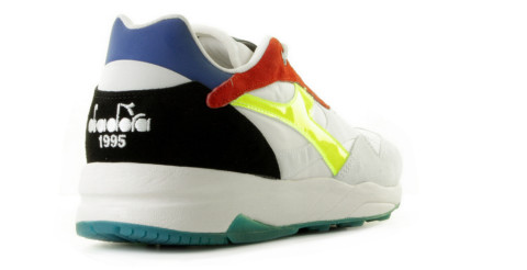 Sneakers - Diadora Heritage - Eclipse H Luminarie Italia White Herensneakers