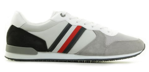 Sneakers - Tommy Hilfiger - FM0FM02667 Antique Silver Herensneakers