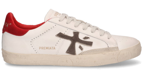 Sneakers - Premiata - Steven 4719 Wit Herensneakers
