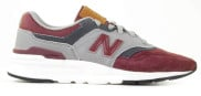 New Balance - CM997HXD Herensneakers - Heren - Bordeaux