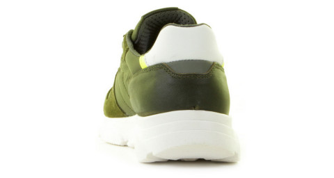 Sneakers - Rapid Soul - 2019140 Groen Herensneakers