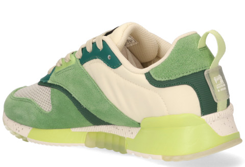 Sneakers - Scotch And Soda - Vivex Groen Herensneakers