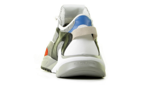 Sneakers - Philippe Model - Eze Fancy Multicolor Herensneakers