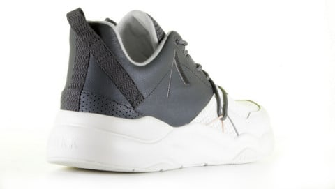 Sneakers - ARKK - Asymtrix Mesh F-PRO90 Donkergrijs/Off-White Herensneakers