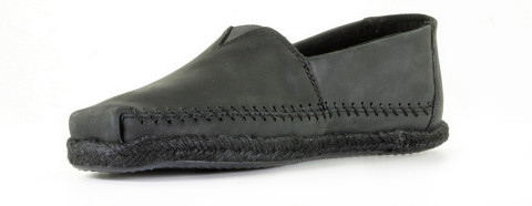 Instappers - Toms - 10013552 Black Loafers