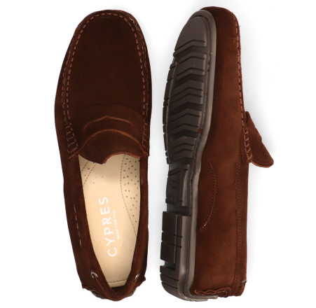 Instappers - Cypres - Harris Brown Herenloafers