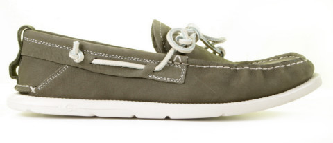 Instappers - UGG - Beach Moc Slip-On Moss Green Herenloafers
