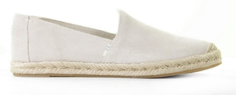 Instappers - Toms - Pismo 10015102 Cloud Grey Damesloafers
