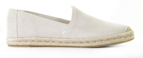 Loafers - Toms - Pismo 10015102 Grijs Damesloafers