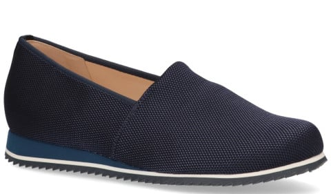 Loafers - Hassia - Piacenza Donkerblauw Damesloafers