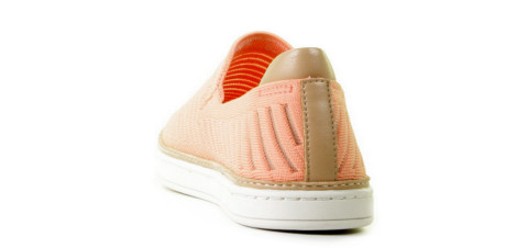 Instappers - UGG - Sammy Breeze Beverly Pink Damessneakers
