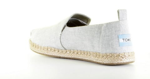 Instappers - Toms - 10009838 Drizzle Grey Damesloafers