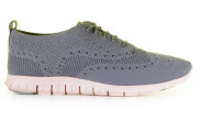 Cole Haan - Zero Grand W06727 Veterschoen - Dames - Middengrijs