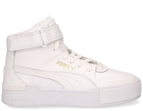 Enkellaarsjes - Puma - Cali Sport Top Warm Up 373436-01 Damessneakers