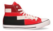 Converse - CT AS Hi University 168591C Herensneakers - Heren - Rood Divers