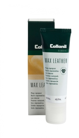Collonil Wax Leather (Neutraal)
