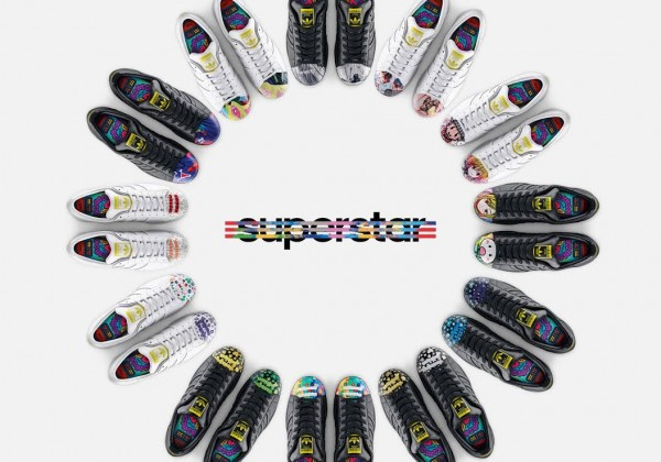 Pharrell Williams x Adidas Superstar Supershell Sneakers – ACTUALITEIT