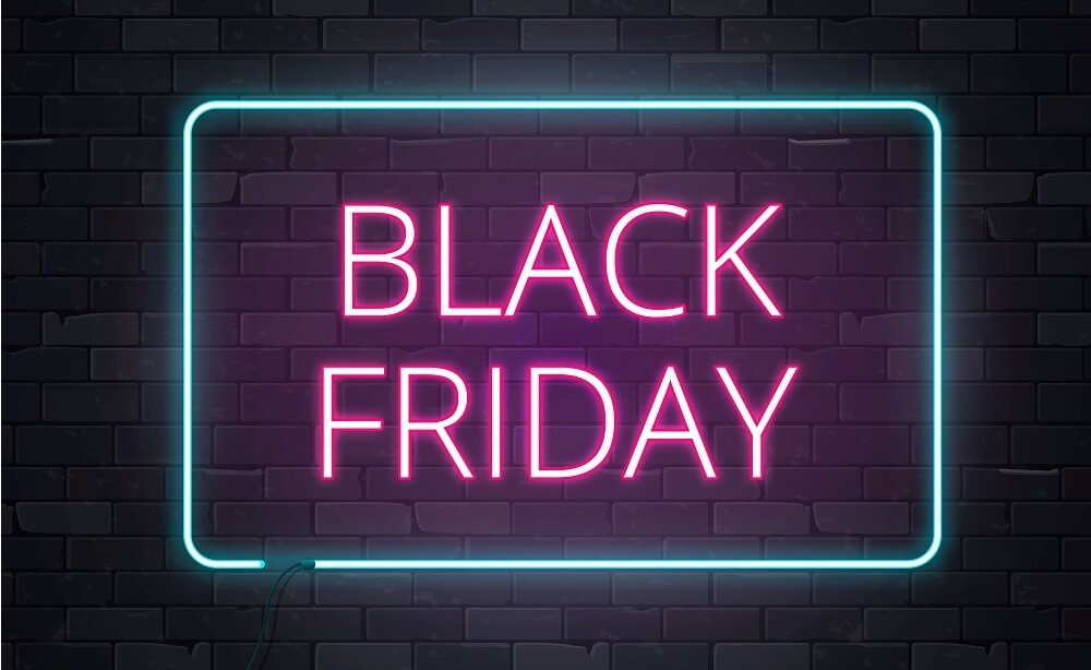 Black Friday schoenen