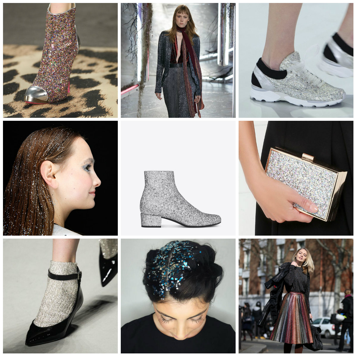 Feestdagen 'What to wear': Glitter Glam – SCHOENEN & FASHION INSPIRATIE