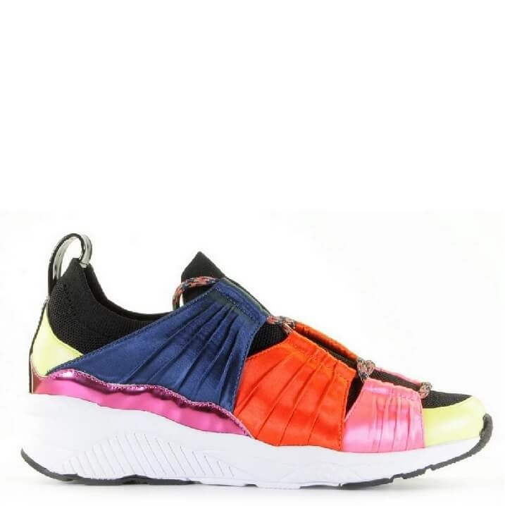Kat Maconie Melinda sneakers multicolor color blocking