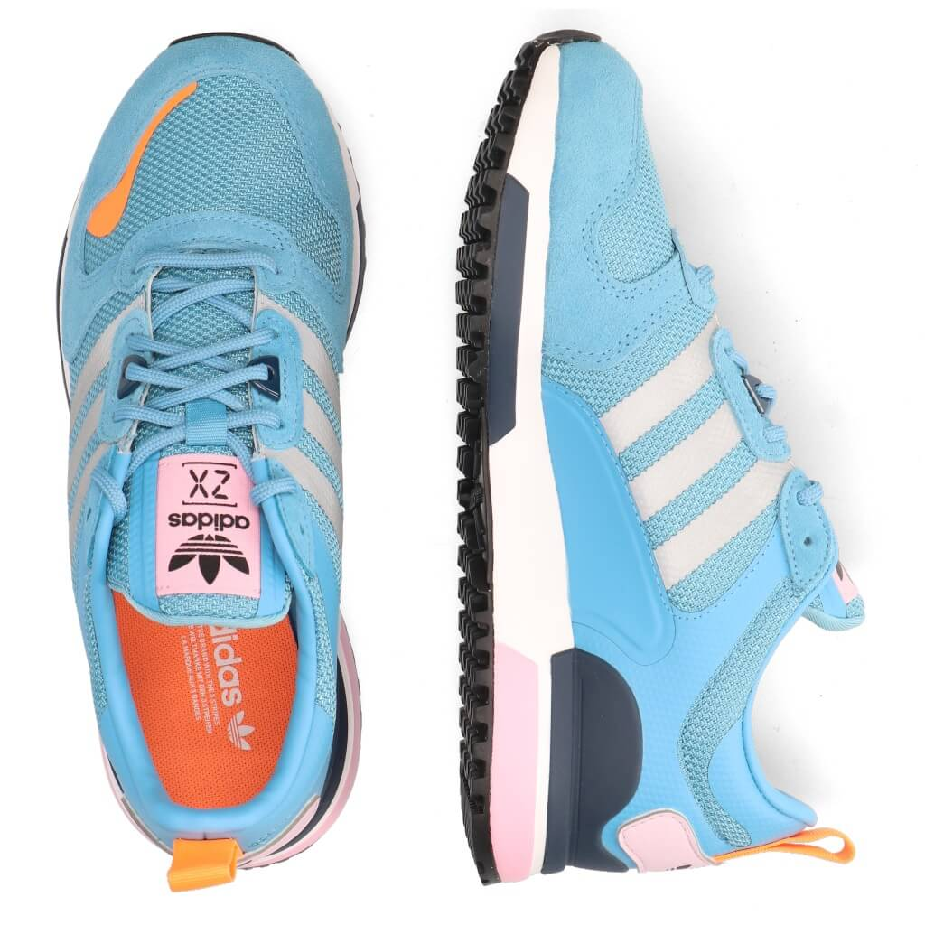 Adidas ZX 700 HD FY3676 turquoise sneakers dames