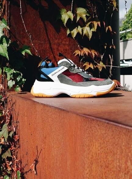 Calvin Klein Jeans chunky sneakers dames
