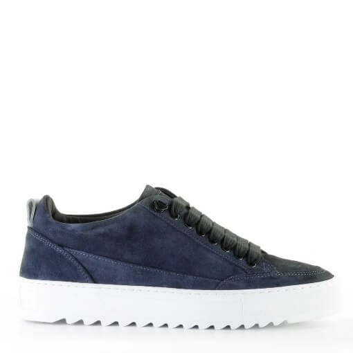 Mason Garments Tia Low donkerblauwe heren sneaker