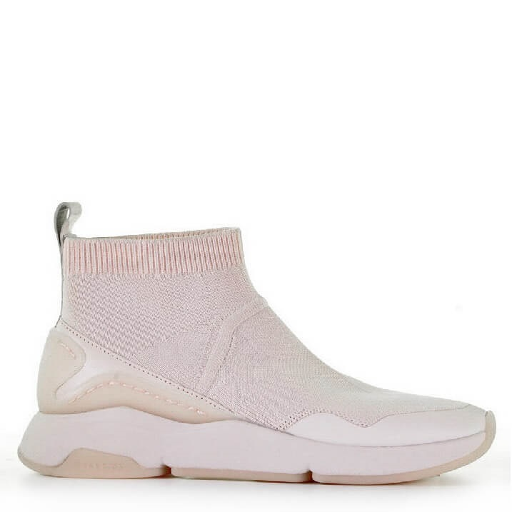 Cole Haan Zero Grand All Day lichtroze socksneakers dames sneaker trend 2019