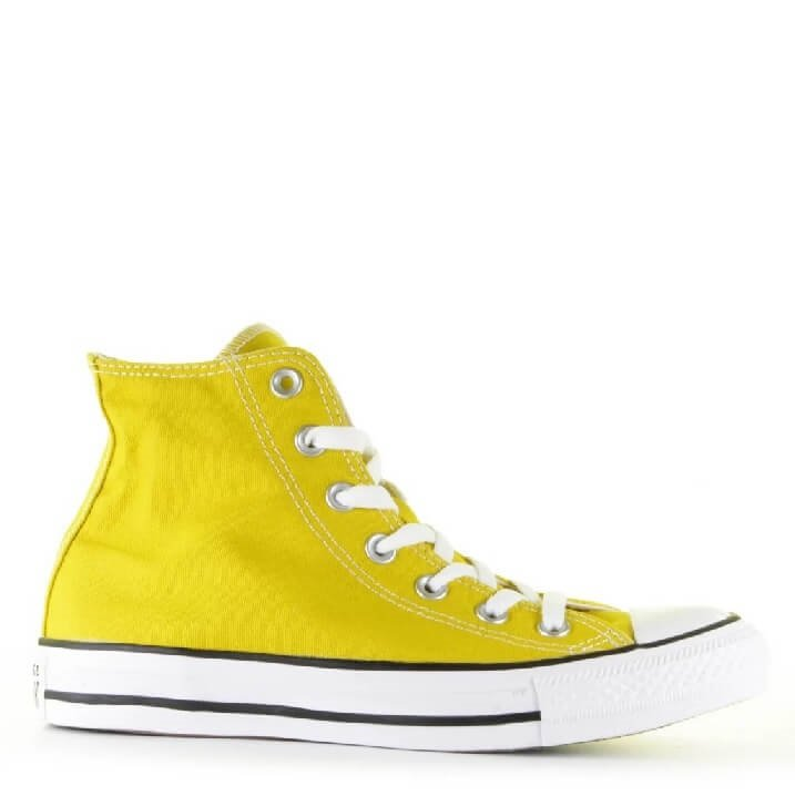 Converse Chucky Taylor All-Stars gele dames sneakers