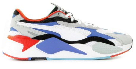 Puma RS-X3 Puzzle 371570-05 multicolor heren sneakers