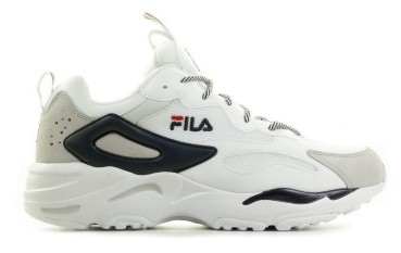 FILA Ray Tracer 1010925 92E witte herensneakers